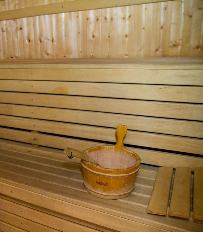Hotel stawisko - sauna i jacuzzi