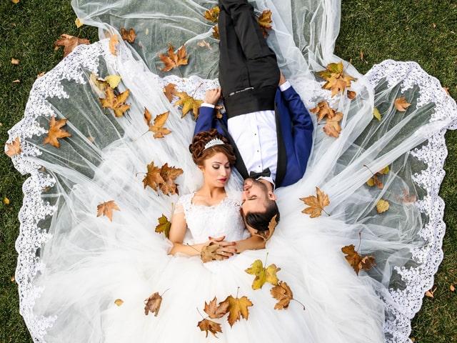 Hotel Stawisko - ślub iprzyjęcie weselne jesienią
